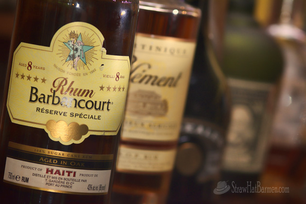 So many rums - but so few, such as Rhum Barbancourt, will show off the Authentic Caribbean Rum marque.